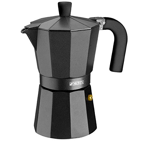 Monix Vitro Noir – Cafetera It...