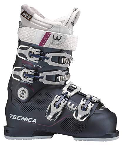 Moon Boot Tecnica Mach1 95 W MV de Ski Femme Bottes 20148800869 Blue Night