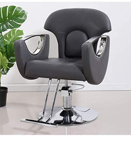 AOLI Sillas peluquería, salón de belleza Silla giratoria, belleza Peluquería heces, estilo modern