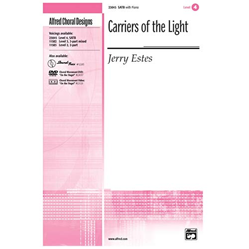 Alfred 00-23045 Carriers of the Light - Libro de música