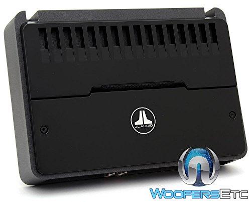 JL Audio Class-D Monoblock RD500/1 1000W Peak RD Series 2-Ohm Stable Class-D Monoblock Subwoofer Amplifier