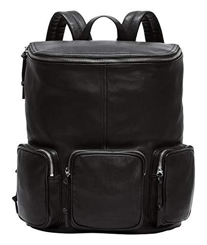 Liebeskind Berlin Tamora Backpack Rucksackhandtasche, Large (33 cm x 42 cm x 15cm), black