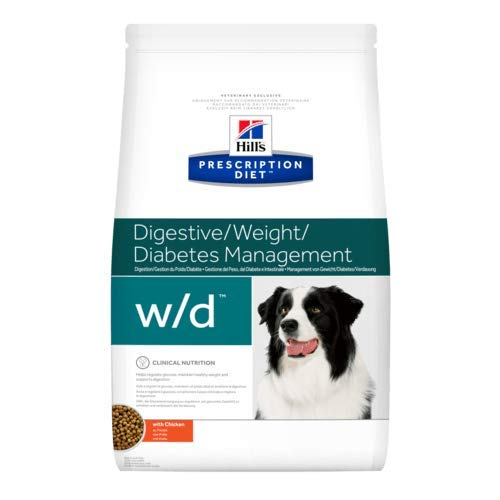 Hill\'s Prescription Diet Canine w/d with Chicken 1,5 kg
