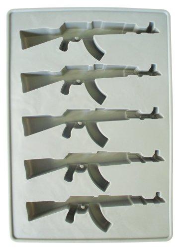 Visit the AK47 Gun Ice Cube Tray on Amazon.