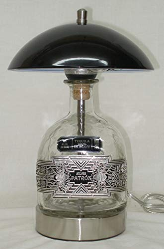 Patron Tequila Limited Edition Bottle Touch Desk Lamp