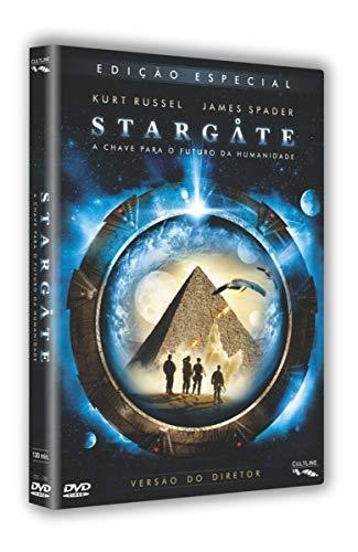 STARGATE A CHAVE DO FUTURO DVD EDIÇÃO CULT LINE