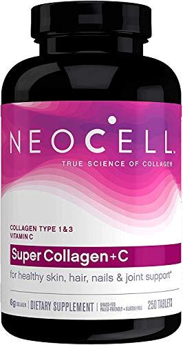 Super Collagen + C - 250 tabs