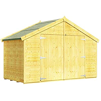 BillyOh 4x8 Bike Shed with Floor