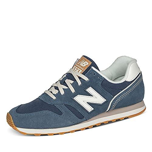 New Balance ML373SN2_44, Zapatillas Hombre, Azul Marino, EU