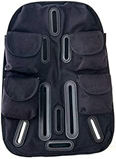OMS Backplate Pad w/Weight Pockets