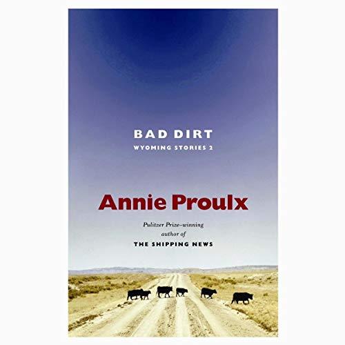 Bad Dirt audiobook cover art