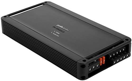 Polk PA D5000.5 Super Efficient Class D Bridgable 5-channel Mobile Audio Amplifier, 900W Max Power Handling, 20k Ohms Input Impedance, 20-20KHz Main Channels Frequency Response