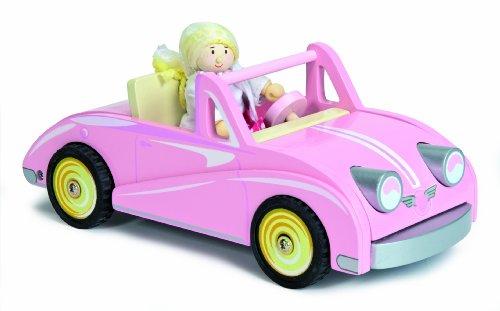 Le Toy Van - TV480 - Mini-Poupée - Le Coupé de Chloé