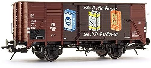 Lenz 42210-06 Güterwagen G 10 mit Werbung Darboven der DB