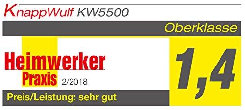 Stromerzeuger KW5500 1-Phasig 5000Watt Generator Notstromaggregat - 6