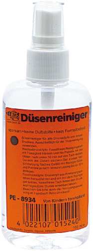 Düsenreiniger für Tintenstrahl-Drucker, 100 ml