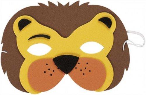 Lion Mask (eva Soft Foam) for Fancy Dress