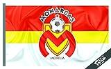 Monarcas Morelia Flag Banner 3 x 5 ft Jersey Soccer Pirma Futbol Mexico Mx