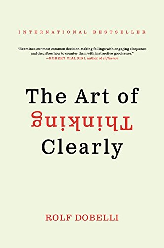 The Art of Thinking Clearly Intlの詳細を見る