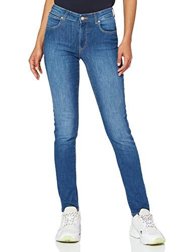 Wrangler Slim Jeans, Dark Feather 14S, 30W / 32L Femme