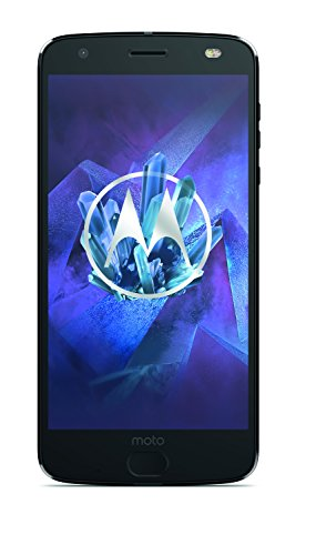 Motorola Moto Z2 Force - Smartphone de 5.5' (WiFi, 4G, Octa Core Snapdragon 835, RAM de 6 GB, Memoria Interna de 64 GB, cámara de 12 MP, Dual SIM, Android 7.1.1 Nougat) Negro