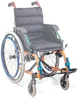 Repuesto - par de reposapiés para silla de ruedas cod. 27708