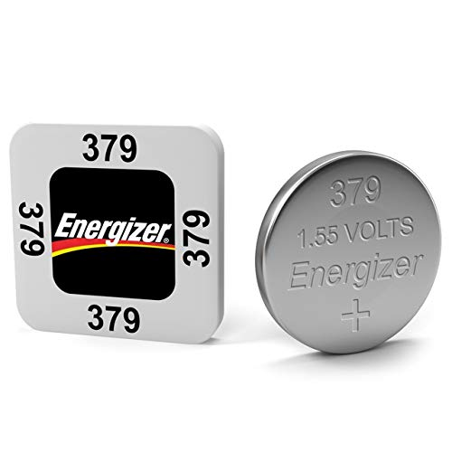 Energizer Uhren-Knopfzelle 379