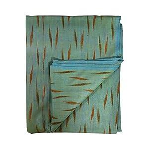 Riyashree women's cotton ikat fabric ethnic wear unstitched dress material (2.5 Mts * 44 Inc) FAB SCOTTON GR