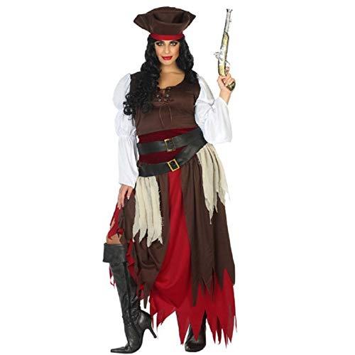 Atosa Déguisement Pirate des Caraibes Femme