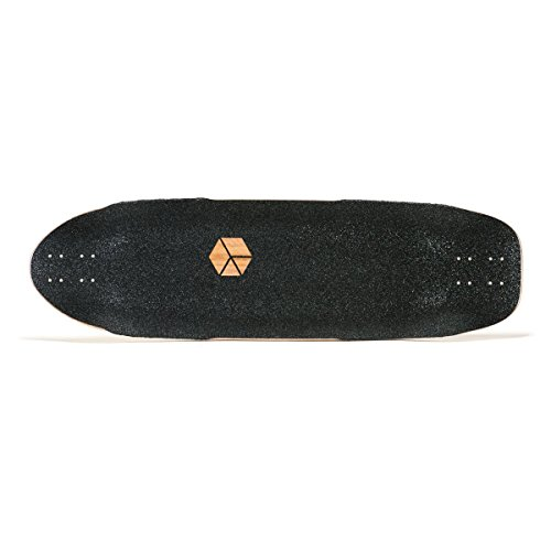Loaded Cantellated Tesseract Longboard Deck Only