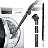 Best Dryer Vent Cleaning Kits - Holikme 5 Pack Dryer Cleaning Kit General Vacuum Review