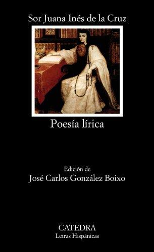 Poesía lírica (Letras Hispánicas, Band 351)