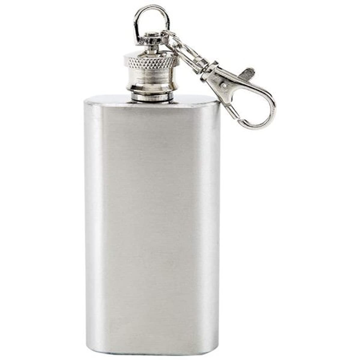 Gifts Infinity 2 Oz Flask Stainless Steel Keychain Flask