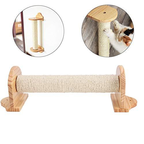Op dieren gemonteerde muurboom, katkatje, klimpaal, paal, activiteitenspeelgoed