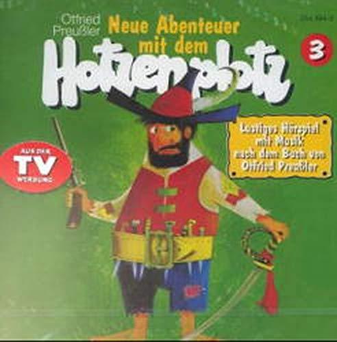 Räuber Hotzenplotz - CDs: Hotzenplotz, CD-Audio, Folge.3, Neue Abenteuer mit dem Hotzenplotz, 1 CD-Audio