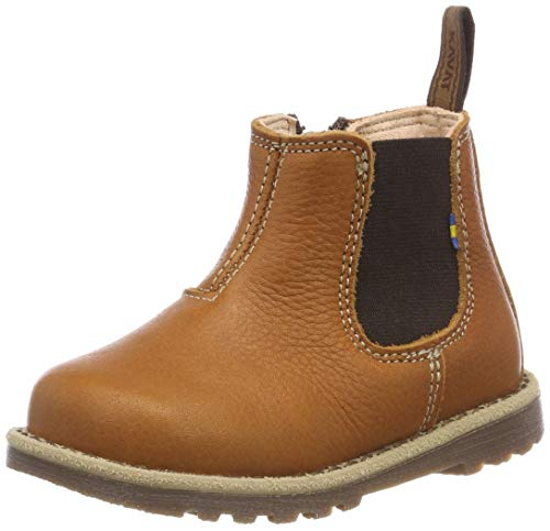 Kavat Unisex-Kinder Nymölla EP Klassische Stiefel, Braun (Light Brown 939), 24 EU