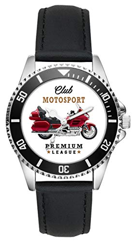 Gifts for Honda Goldwing Motorcycle Driver Fans Kiesenberg Watch L-10152