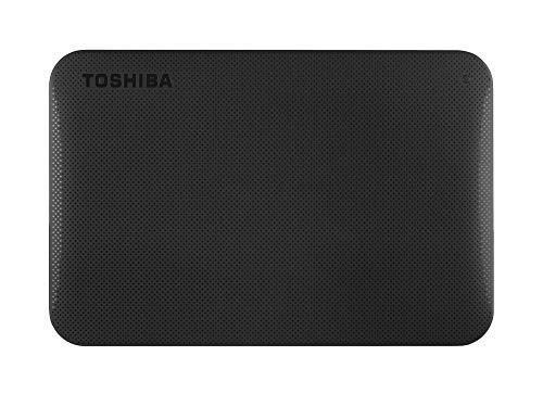 """Toshiba Canvio Ready - Disco Duro Externo de 1 TB, 2.5"""", Color Negro"""