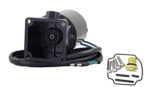 NEW TILT TRIM MOTOR AND RESERVOIR COMPATIBLE WITH MERCURY/MARINER 6276 809885A1, 809885A2