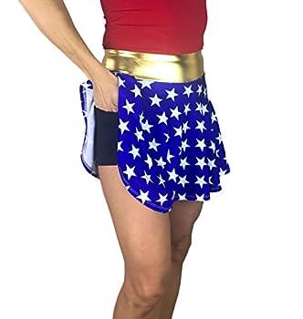 Best wonder woman running shorts Reviews
