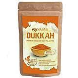 NABALI FAIRKOST FÜR ALLE Gewürzmischung Dukkah Dukka nach Ottolenghi 100 g - 100% naturell aromatisch traditionell frisch orientalisch I ohne Konservierungsstoffe I vegan