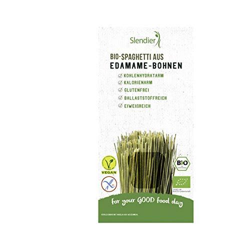 Slendier Edamame Bean Organic Spaghetti, 200 g (Pack of 6)