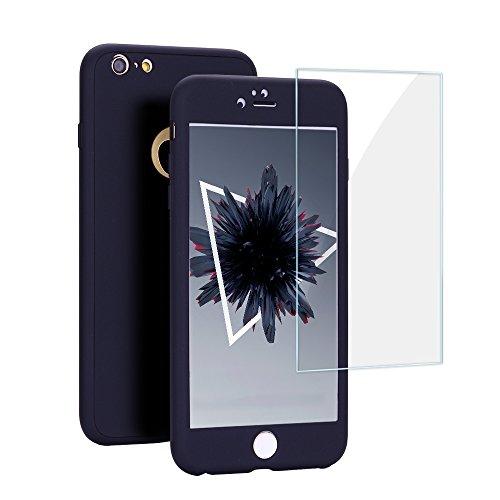 Anfire Funda iPhone 6 / 6S, Suave Silicona Case Gel TPU Fundas,...