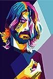 Foo Fighters Pop Art Poster Dekoration Gemälde Ölgemälde