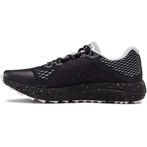 Under Armour Charged Bandit Trail, Zapatillas Deportivas. Mujer, Negro 001 Mod Gris, 36 EU