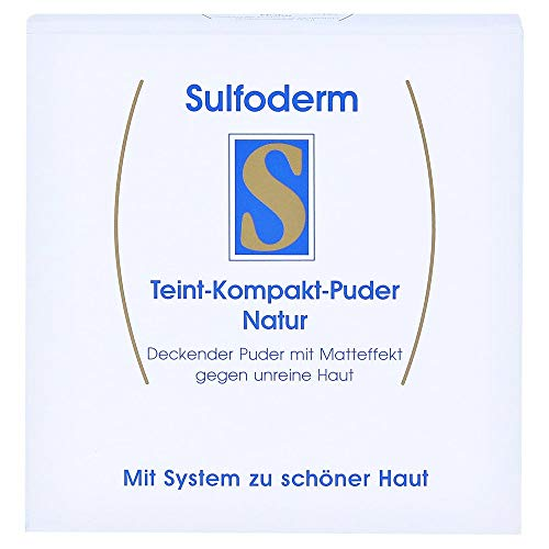 Sulfoderm S Teint-Kompakt-Puder 10g