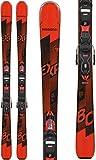 Rossignol Experience 80 CI Mens Skis 174 W/Look Xpress 11 GW Bindings Black/Red