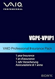 Sony Vaio Insurance Pack - 1 Year