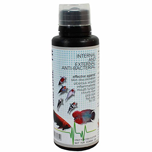 Aquatic Remedies Bactonil FW Anti Bacterial Medication, 120 ml
