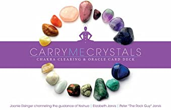 Carry Me Crystals―Chakra Clearing & Oracle Card Deck